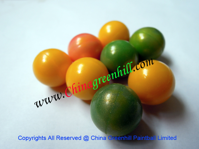 Chinese paintballs distributor