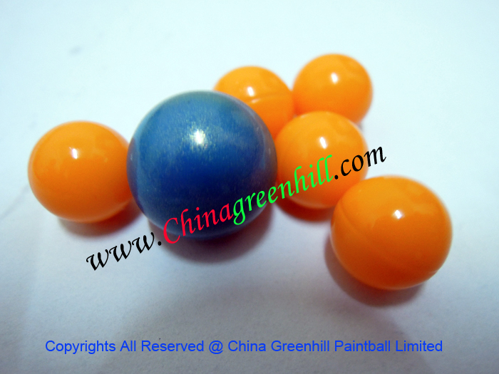 China paintballs company and manufactuer