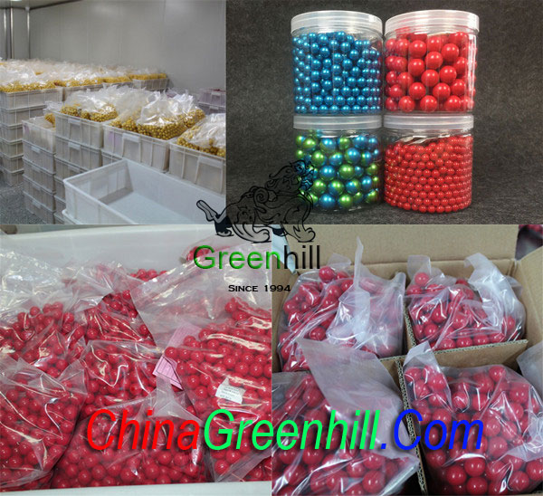 China Paintballs Factory with Cheap Prices