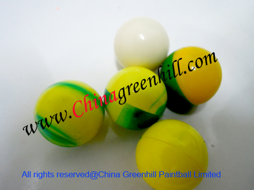 High Lever China Paintball Manufacturing