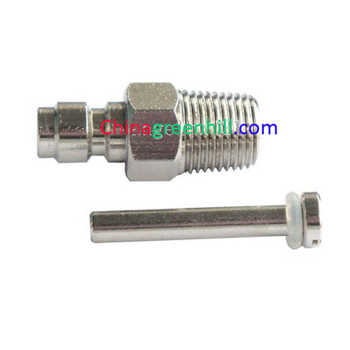 1//8/'/' One Way Valve Foster HPA//N2 Fill Nipple Kit Paintball Female Connector